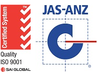 Certified System ISO 9001 SAI Global